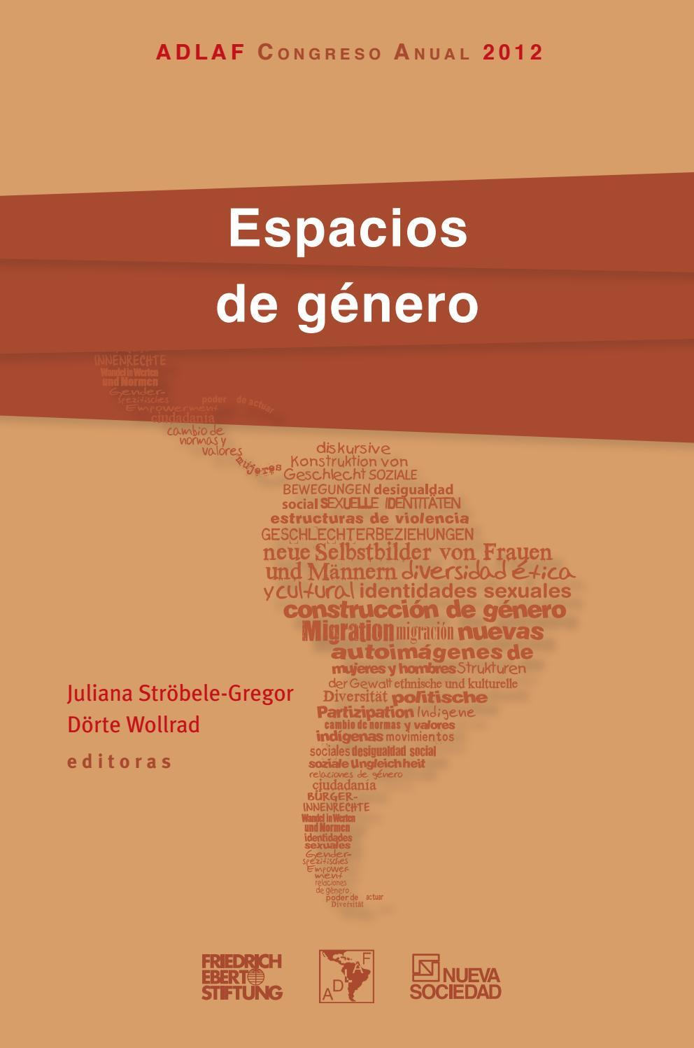 Adlaf procesos de institucionalización cerva by Unidad de Igualdad ...