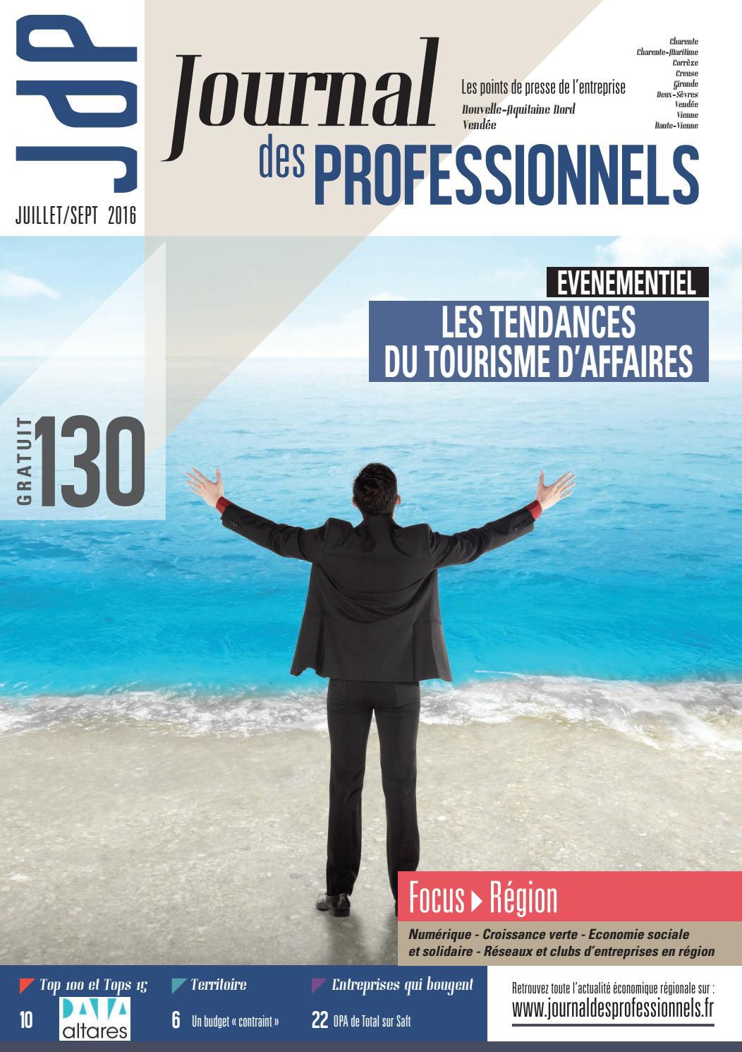 Journal Des Professionnels N 130 By Rhea Marketing Issuu
