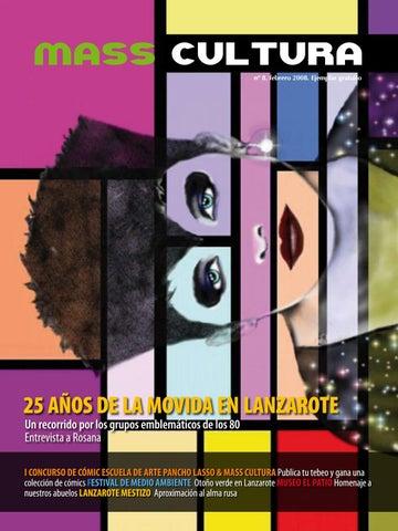 c0eb6c30a97d3 MassCultura - Nº 08 by MassCultura Lanzarote - issuu