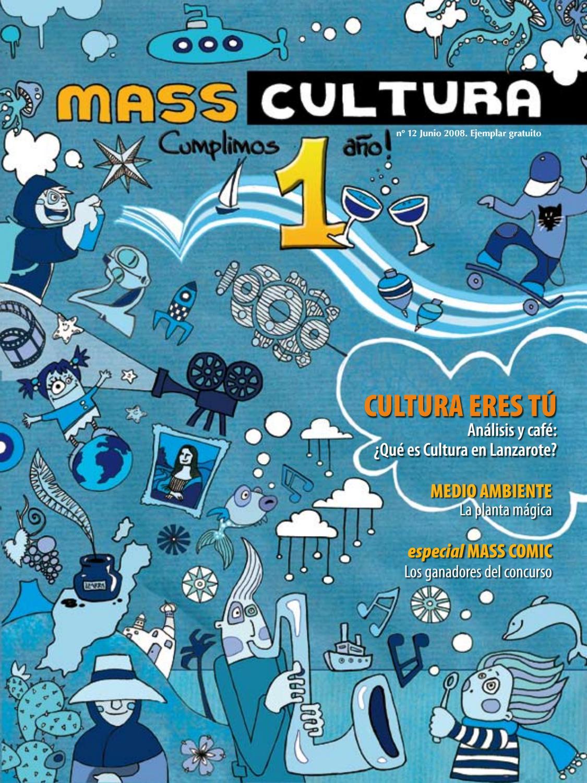 MassCultura - Nº 12 by MassCultura Lanzarote - issuu