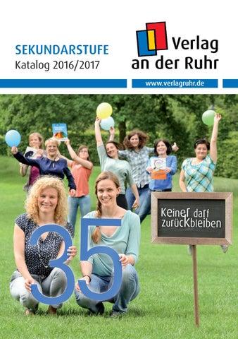 Katalog Sekundarstufe – 2016/2017 by Verlag an der Ruhr - issuu