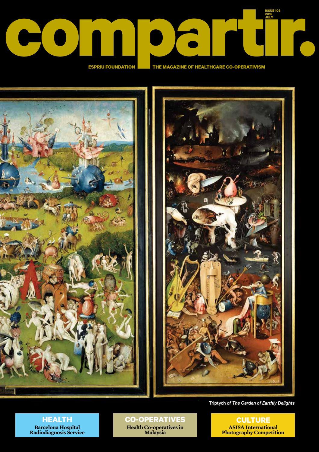 Compartir 103 English version by Fundación Espriu - issuu