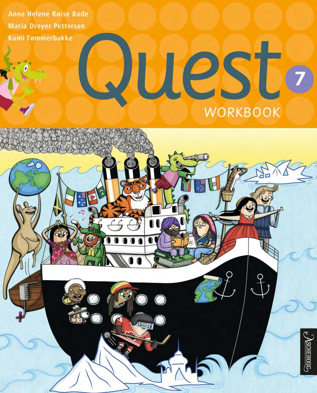 Quest 7. Workbook by Aschehoug Undervisning - issuu