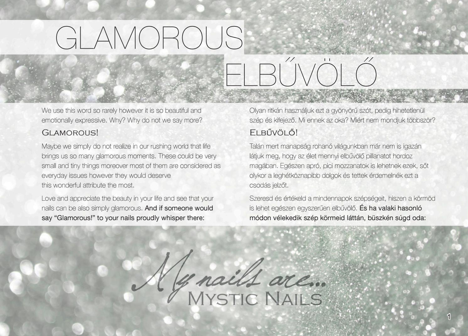 6a81b047de Catalogue 2016 hu en 2016 május belív issuura by Mystic Nails - issuu