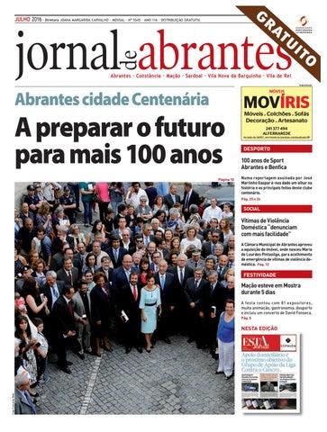 3d106a0b243 Jornal de Abrantes - Edição de Julho