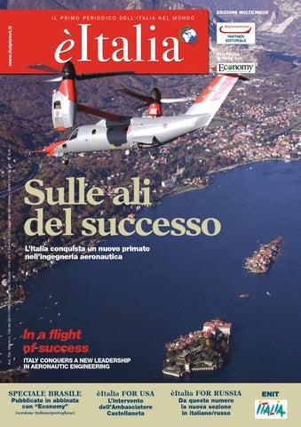 èitalia 44 – Il Primo Periodico dell Italia nel Mondo by èItalia - issuu 5b54da6ee0e7