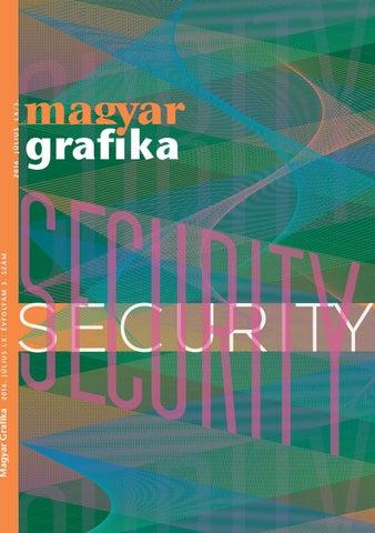 c8925656ba Magyar Grafika 2 016 . J Ú L I U S L X . É V F O L Y A M 3 . S Z Á M 2 016  . J Ú L I U S