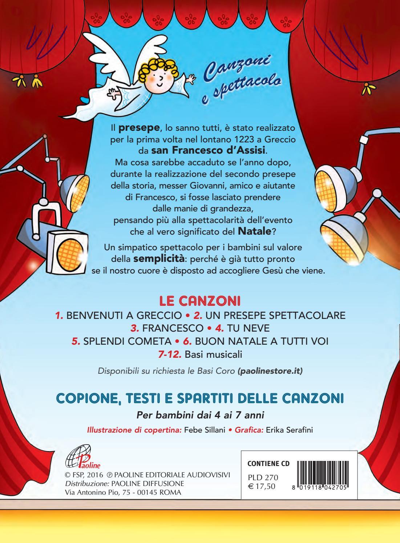 Natale Per Tutti Testo.Un Natale Spettacolare By Paoline It Issuu