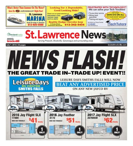 Stlawrence070716 by metroland east st lawrence news issuu page 1 fandeluxe Gallery