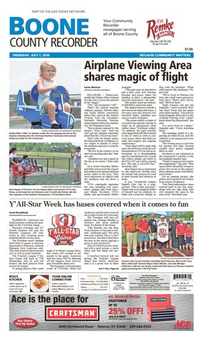 Boone county recorder 070716