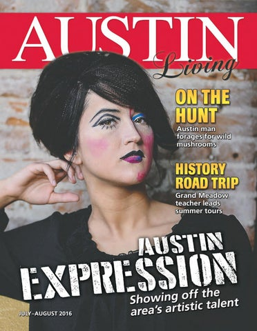 2313d2940 Austin Living • July-August 2016 by Austin Daily Herald - issuu