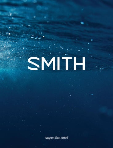 ed7643381c SMITH 2016 August Sunglass by Smith - issuu