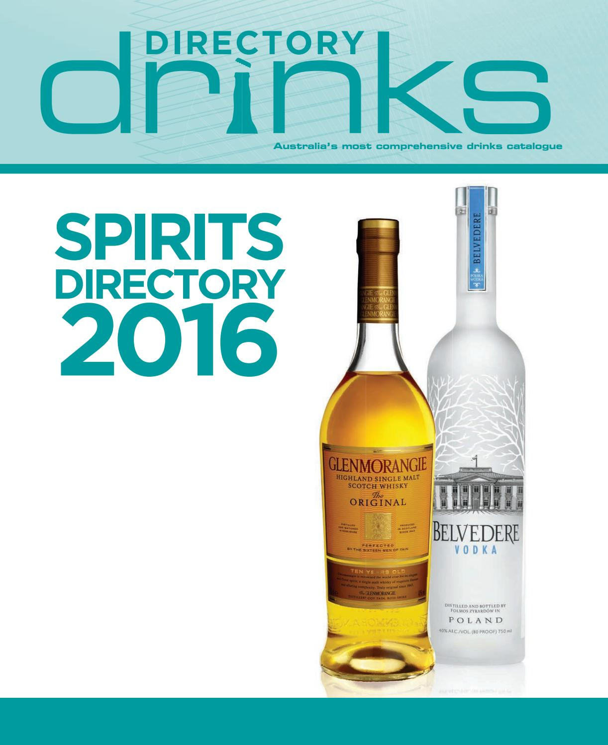 732a55f68fa5 Drinks Directory 2016 Spirits by the drinks association - issuu