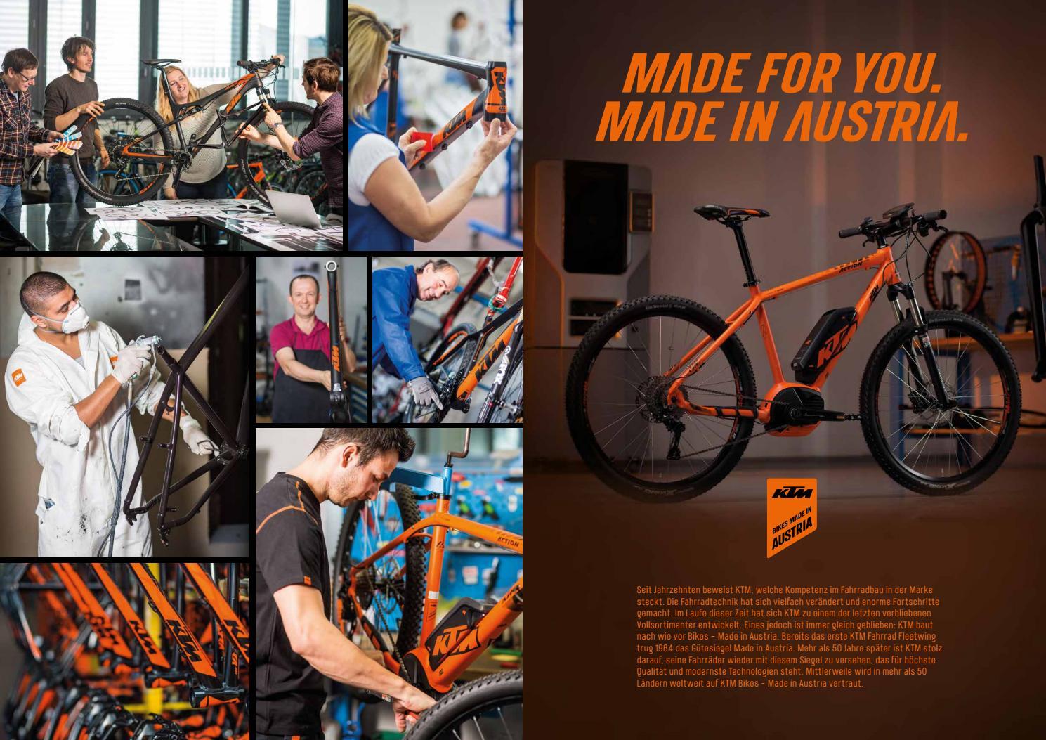KTM 2017 ebike preview by ebikeshop.hu - issuu
