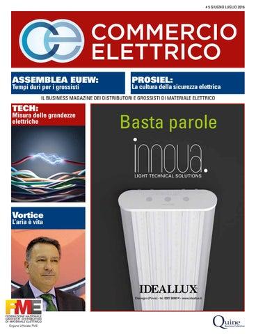 Commercio Elettrico  5 - Giugno Luglio 2016 by Quine Business ... 60175dafb61