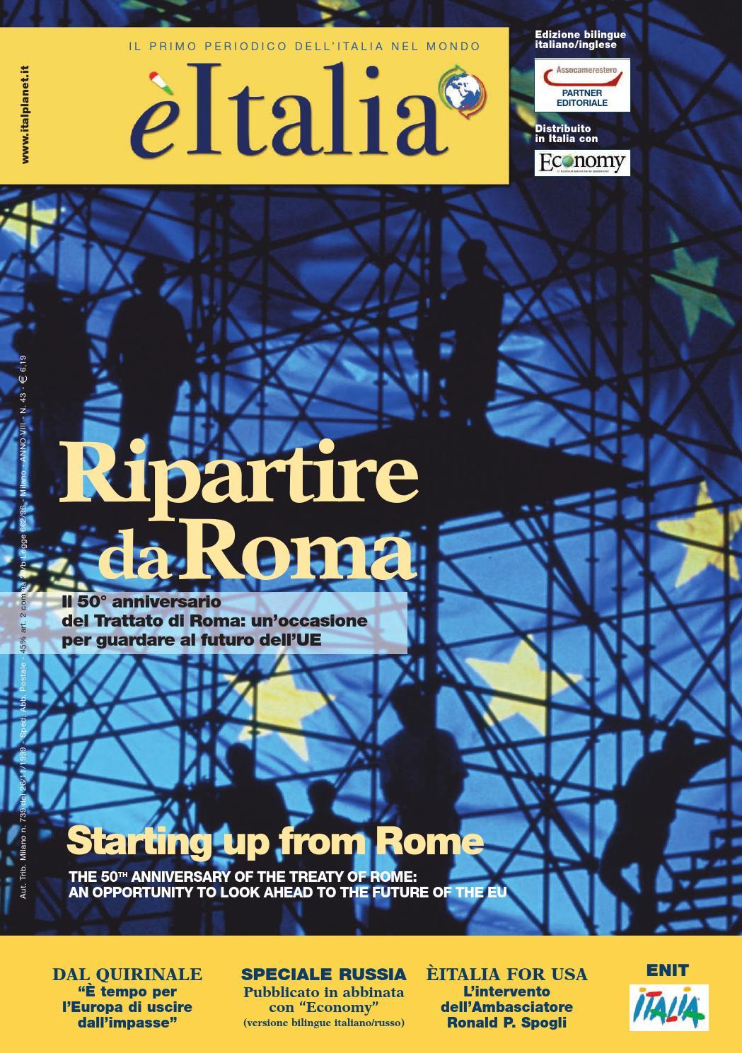 èitalia 43 – Il Primo Periodico dell Italia nel Mondo by èItalia - issuu 95ea08b66dc3