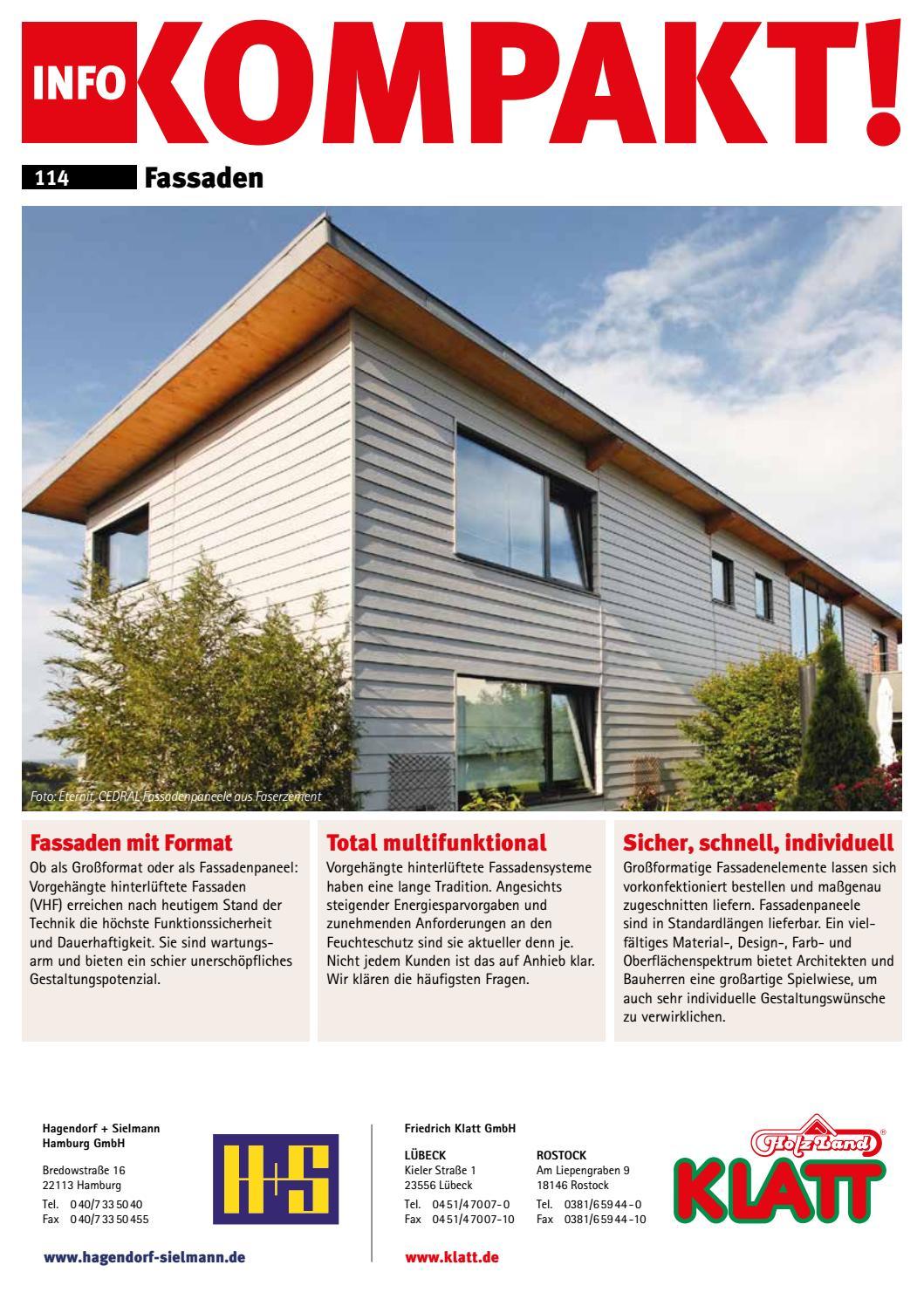 114 Ik Fassaden Klatt By Kaiser Design