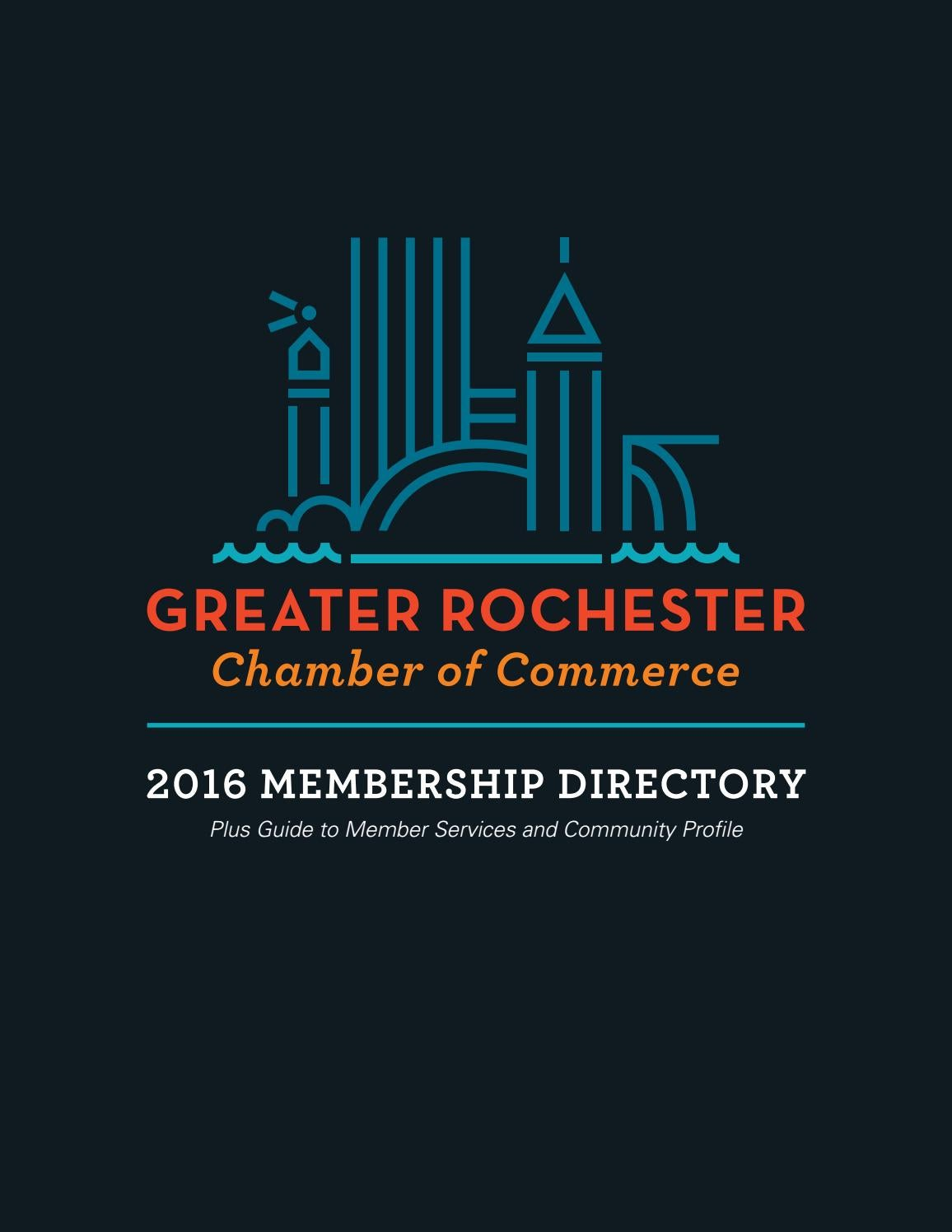 2016 Membership Directory By Rochester Chamber Issuu