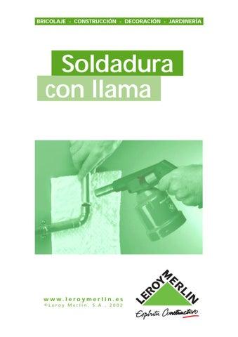 Soldadura Con Llama By Unomasalacola 1navegando Por La Red