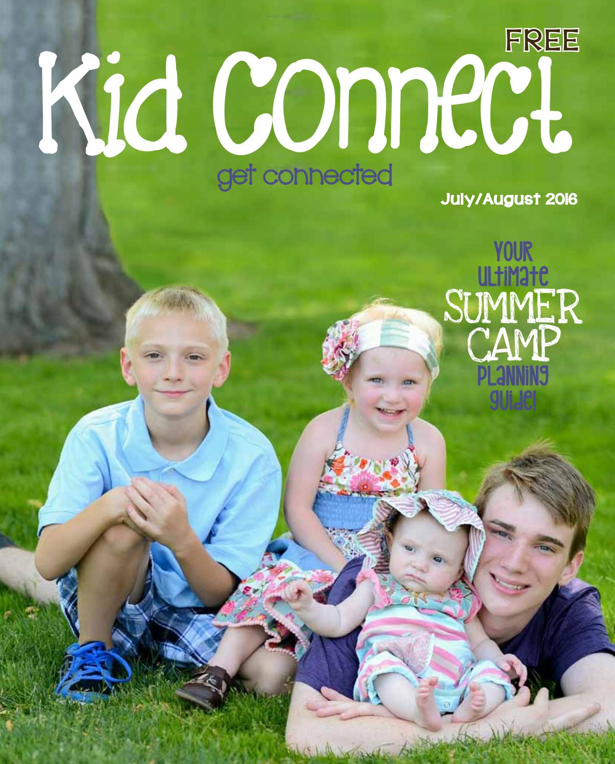 Kid Connect July/August 2016 by Shawn Cox - issuu