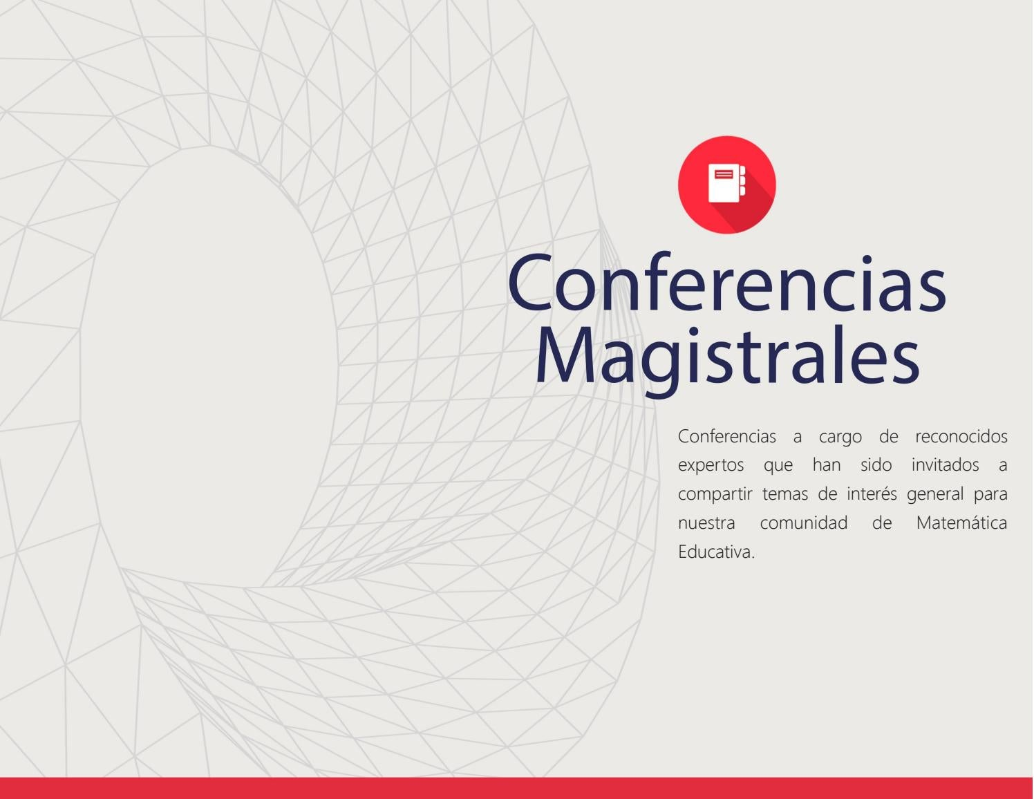 Conferencias magistrales RELME 30 by Tecnológico de Monterrey - issuu