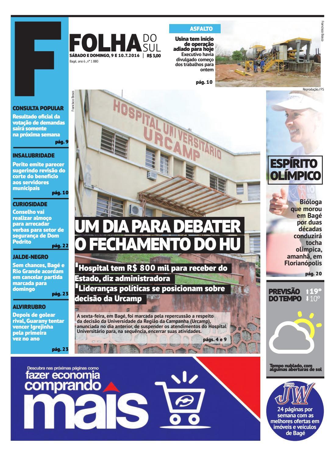 1f92d8a6eb319 Jornal Folha do Sul