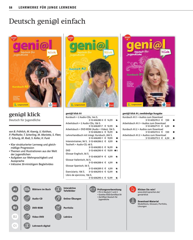 Katalog Klett Daf 2016 Vebukacom