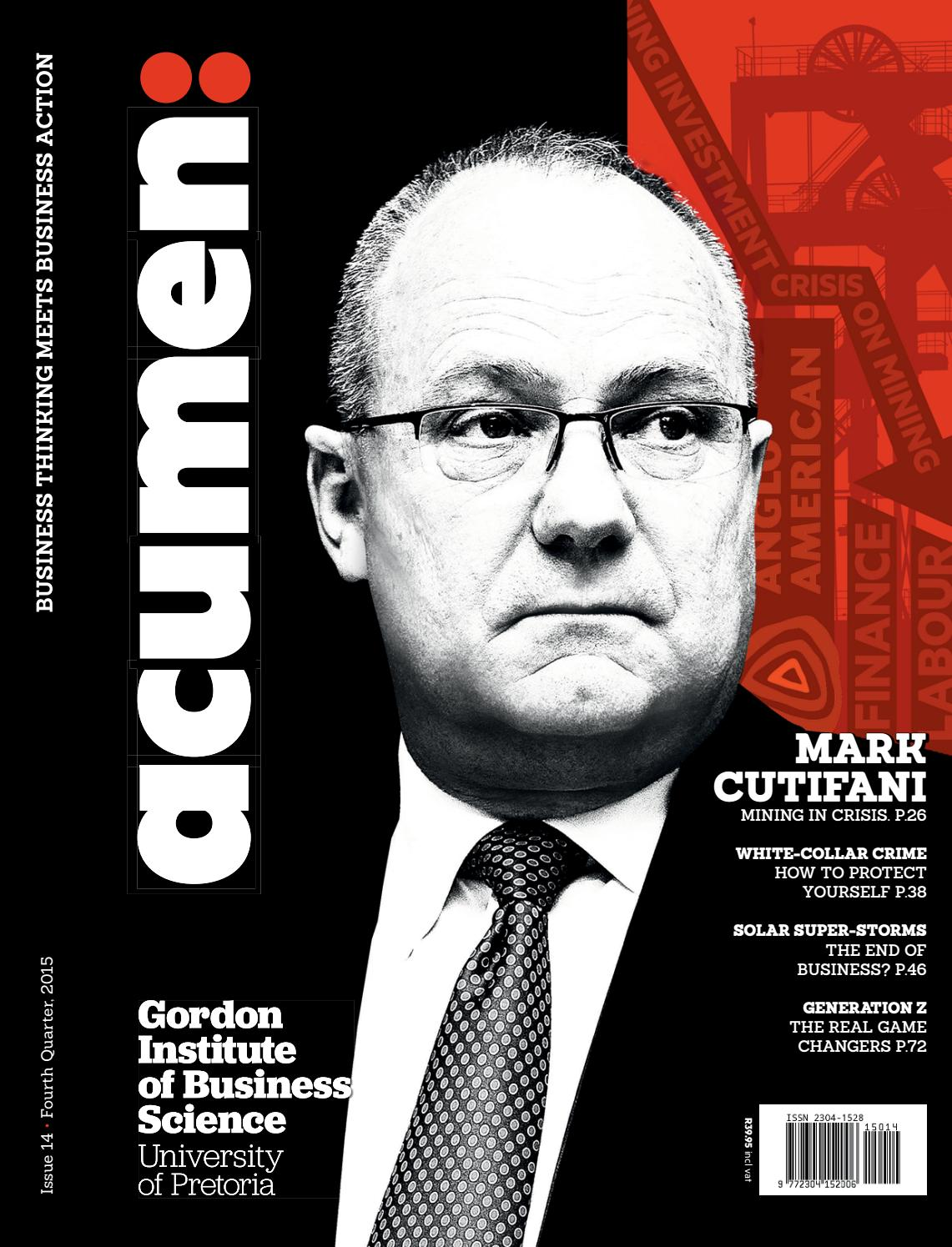 Acumen Edition 14 by Contact Media - issuu