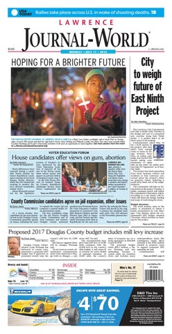 e44db25ecc6 Lawrence Journal-World 07-11-2016 by Lawrence Journal-World - issuu