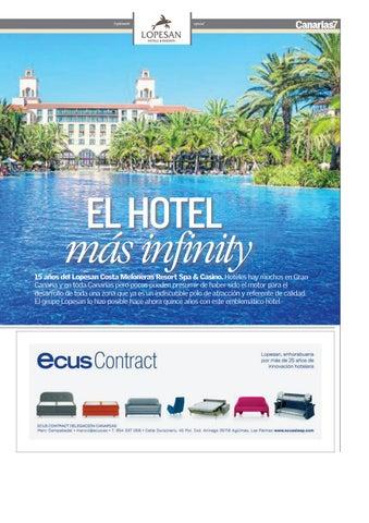 15 Años Del Lopesan Costa Meloneras Resort Spa Casino By