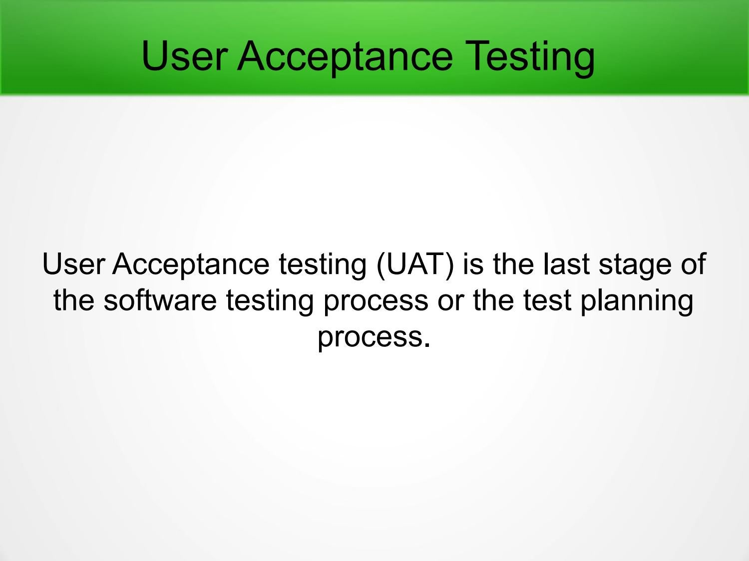 User acceptance testing by Rahul Saxena - issuu