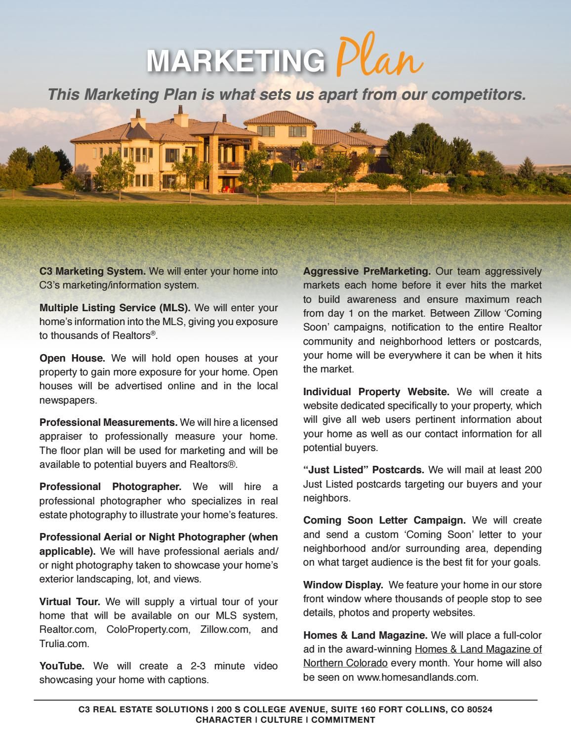 noco home team seller s resource guide by c3 real estate solutions