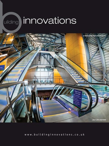 Building Innovations July 2016 Issue 3 By L2 Media Issuu