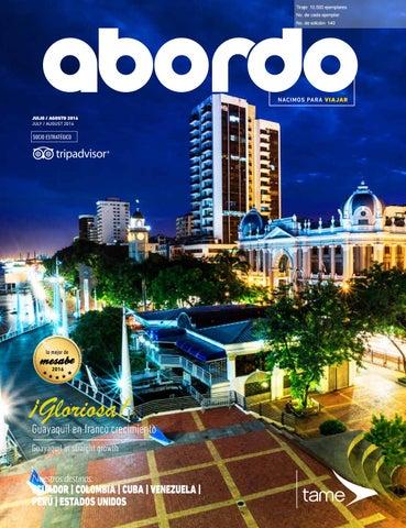 Revista Abordo - Fausto Miño en Quito by Ekos - issuu 2d87ffbe72a