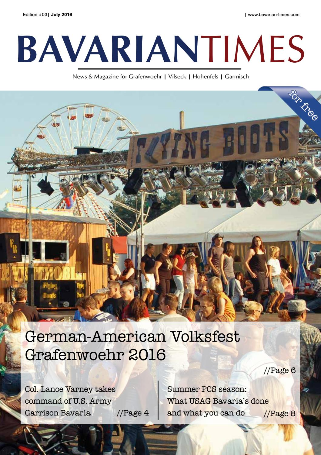 Bavarian Times Magazine - Edition 03 - July 2016 by Bavarian Times Magazine  - issuu