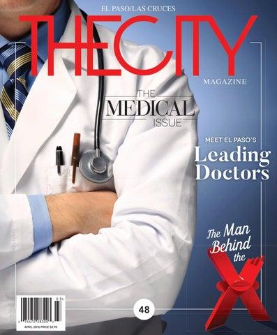 c69963db09e THECITY Magazine El Paso • April 2016 by THECITY Magazine El Paso ...