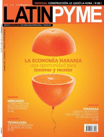 Edición Latinpyme No. 134