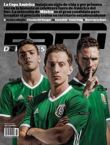 a9eae42cb09b9 La Copa América festeja un siglo de vida y por primera vez en la historia  se celebrará fuera de América del Sur. La selección de México es el gran  candidato ...