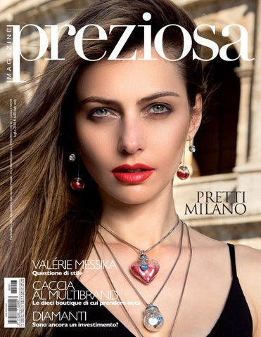 a91a86b552 Preziosa Magazine, n. 4 / ottobre 2015 by GOLDEN AGENCY - issuu