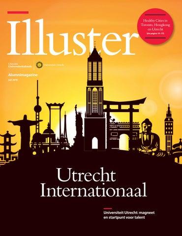 bde10adf8cce7d Alumnimagazine Illuster (juli 2016) by Utrechts Universiteitsfonds ...