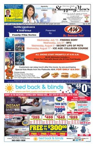 11c7d1d58 GIL Shopping News 7-12 by Woodward Community Media - issuu