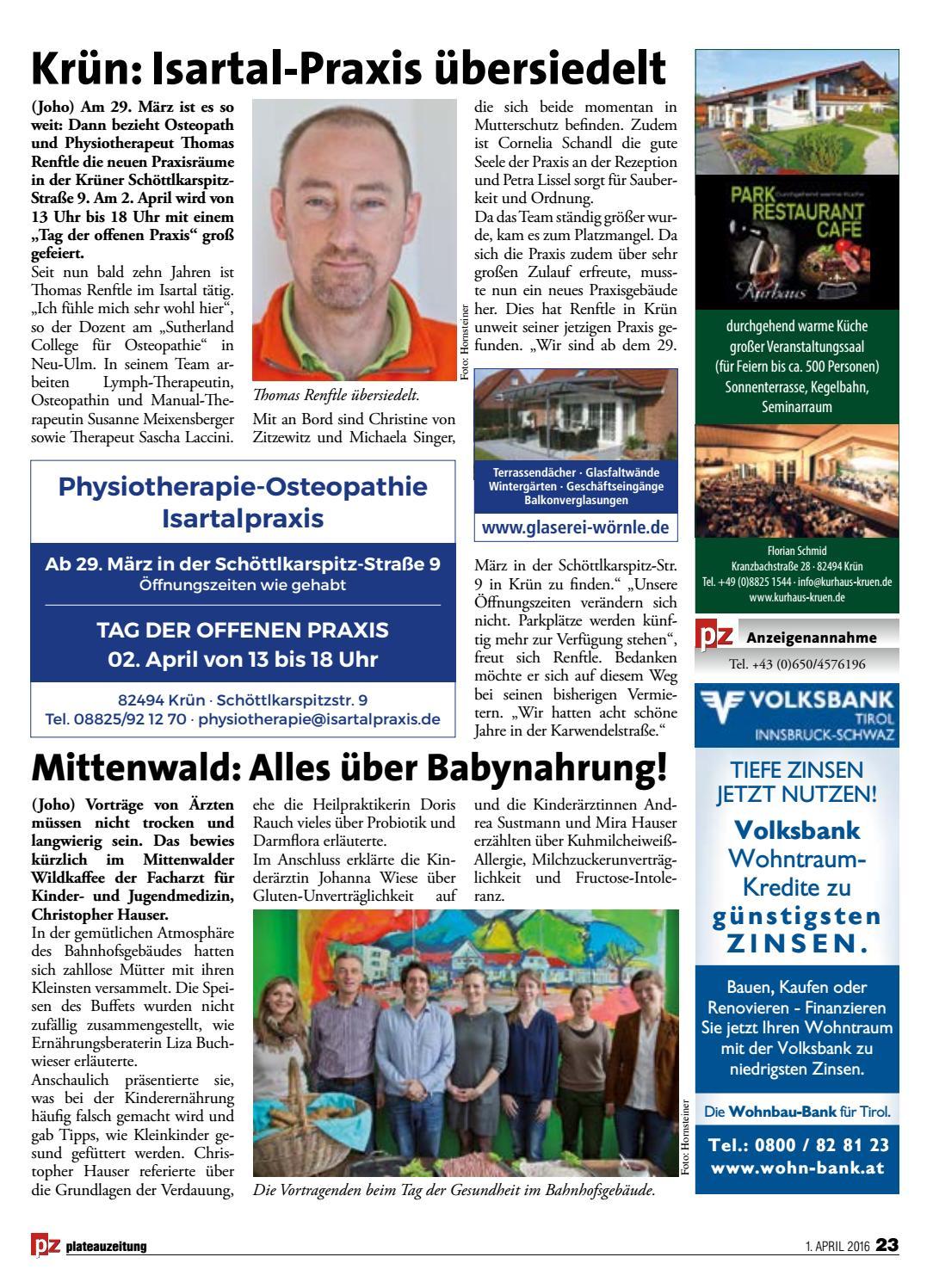 Pz 4 16 gesamt by Plateauzeitung Medien gmbh - issuu