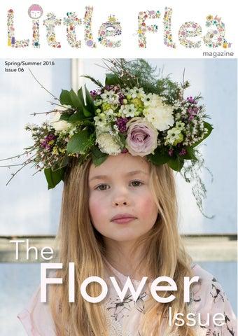 13e0c4d1f Little flea issue 6 - The Flower Issue by Little Flea - issuu