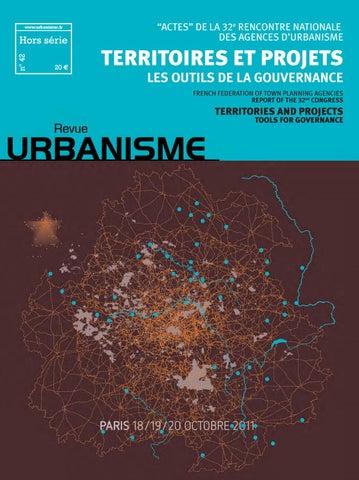 33e Rencontre nationale des agences d'urbanisme à Bordeaux