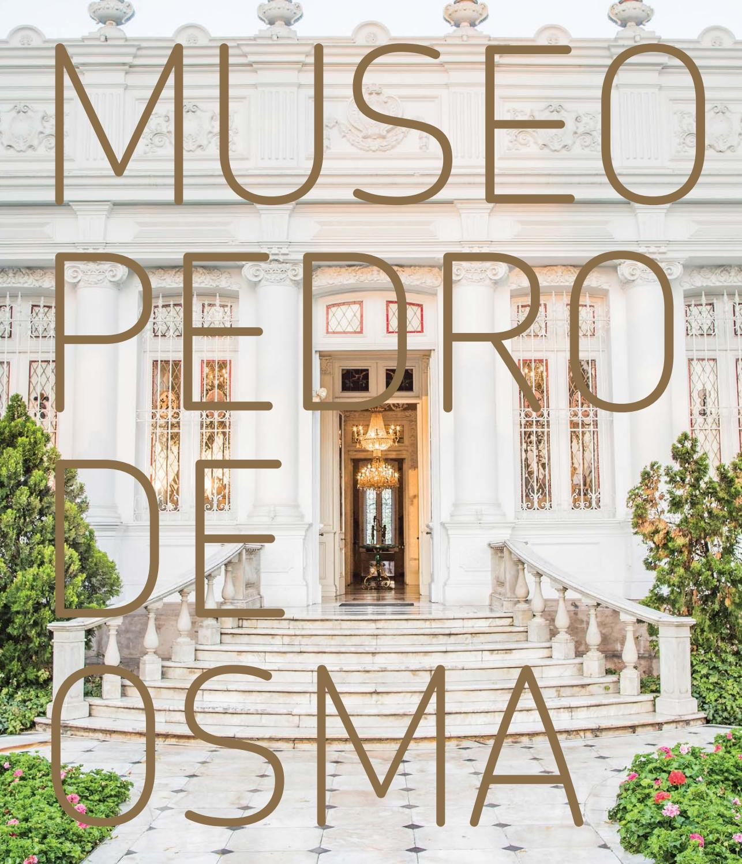 Libro Museo Pedro de Osma by Ideo Comunicadores - issuu