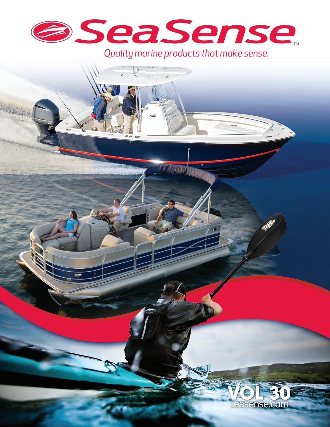 1200LB EDC with 20-Foot Strap SeaSense Trailer Winch
