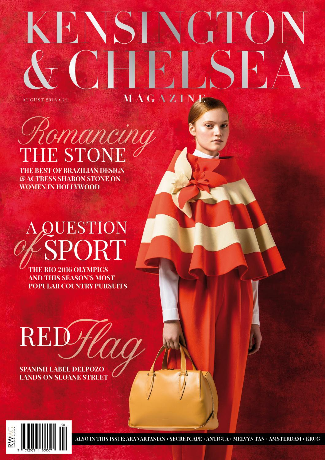 The Kensington   Chelsea Magazine August 2016 by Runwild Media Group - issuu 382b35130bfcc