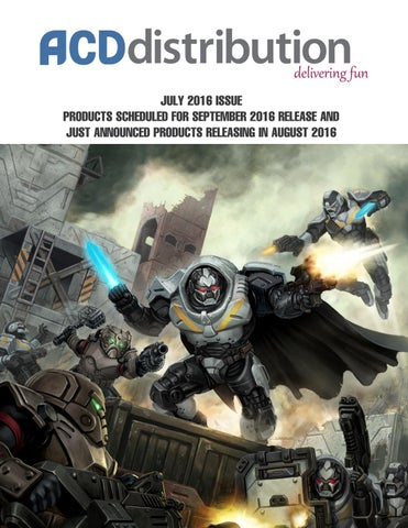 Meeple Monthly Magazine - July Issue by ACD Distribution - issuu