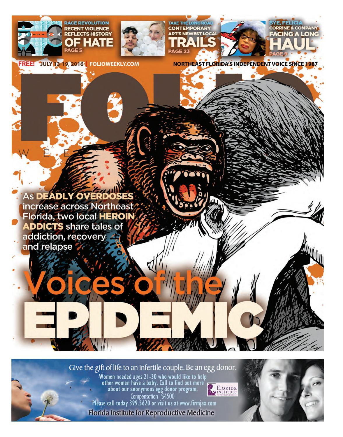 07 13 16 Voices Of The Epidemic By Chaz Back Issuu