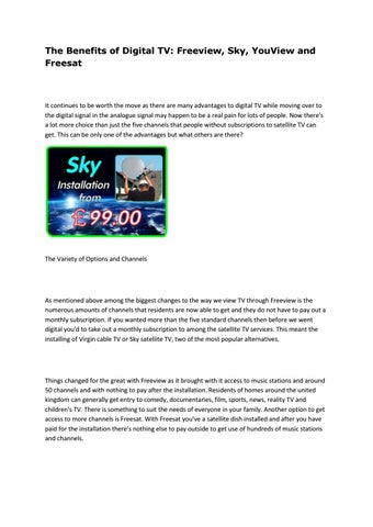 Sky tv in germany by conexclack - issuu